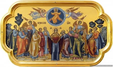 Праздник Вознесения Господня в Церковных песнопениях