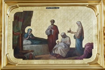 Праздник Рождества Пресвятой Богородицы в Церковных песнопениях